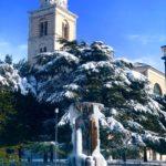Fountain of Girfalco hill