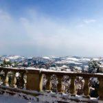 Fermo sotto la neve